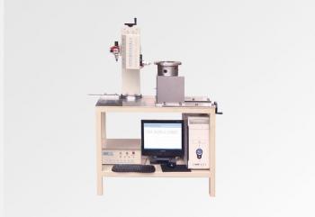 Flange marking machine